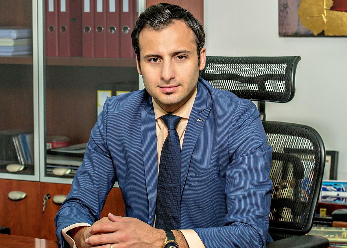 Rawad Sleem, Event Director for The Big 5 Qatar