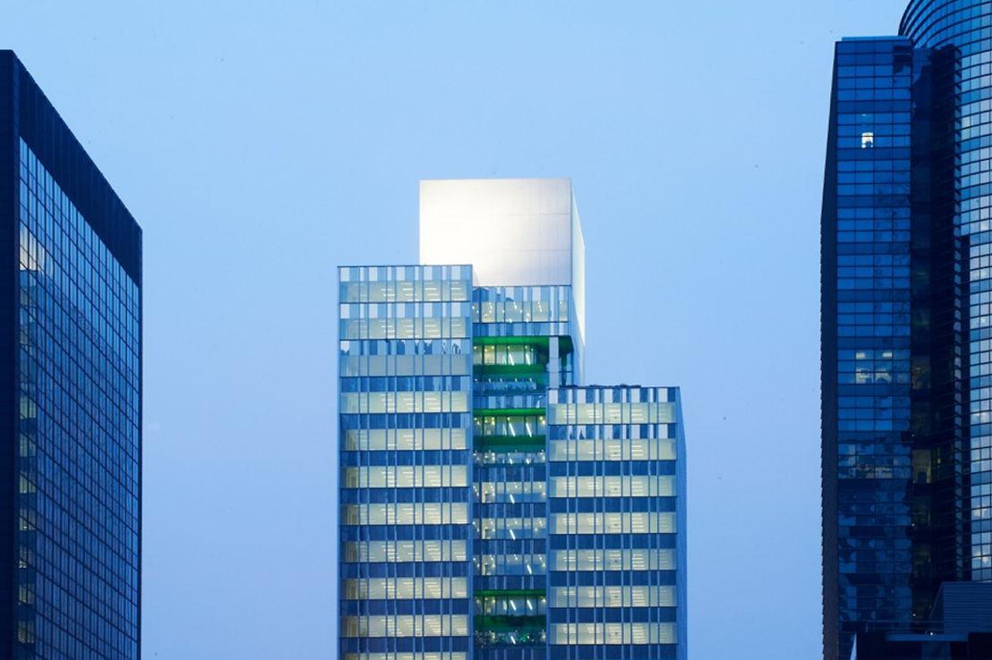 Brussel, Zenithgebouw (hoofdzetel)