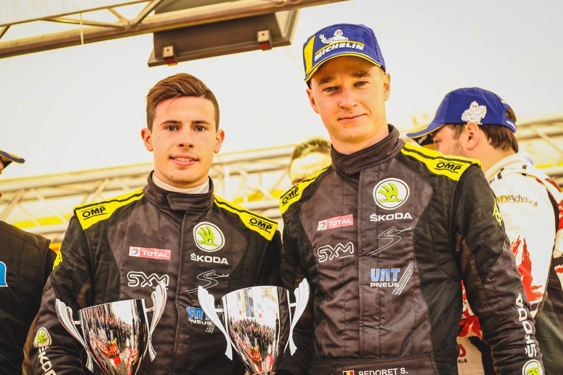 Trois podiums sur trois pour Sébastien Bedoret