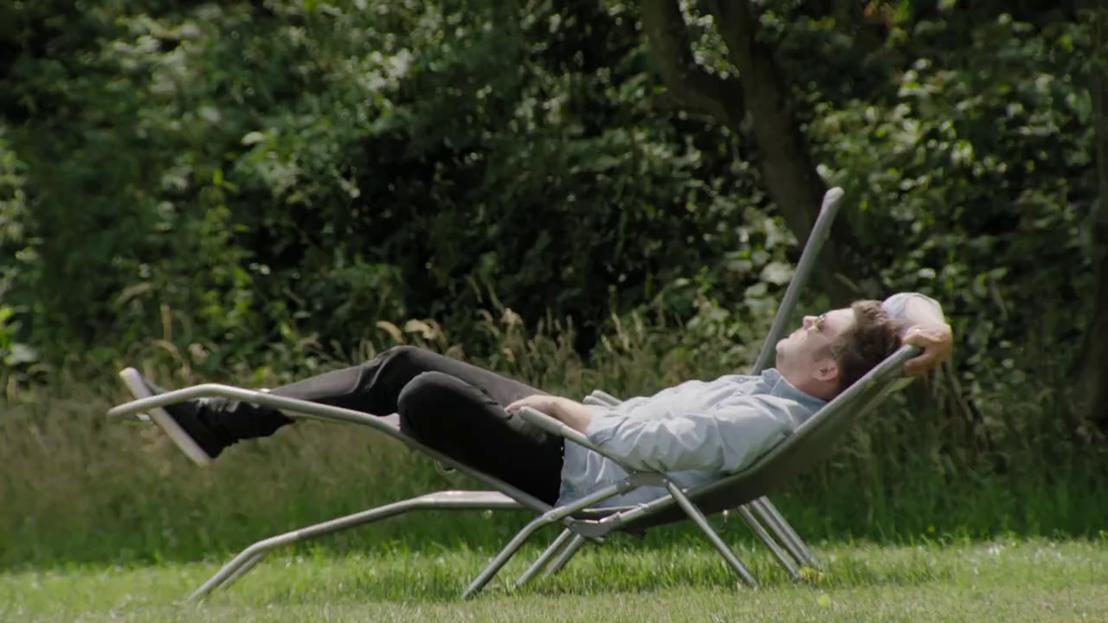 """""""Ik kan dat niet goed, ontspannen"""""""