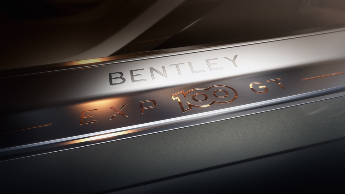 BENTLEY TO REVEAL THE FUTURE OF GRAND TOURING ON ITS 100TH BIRTHDAY