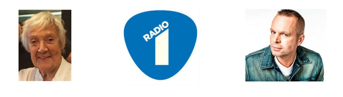 Jo Leemans op Radio 1