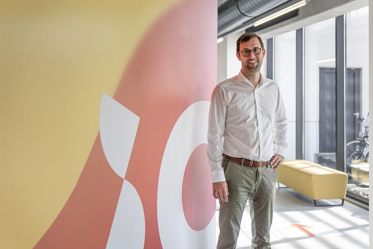 Pieter Janssens, CEO iO