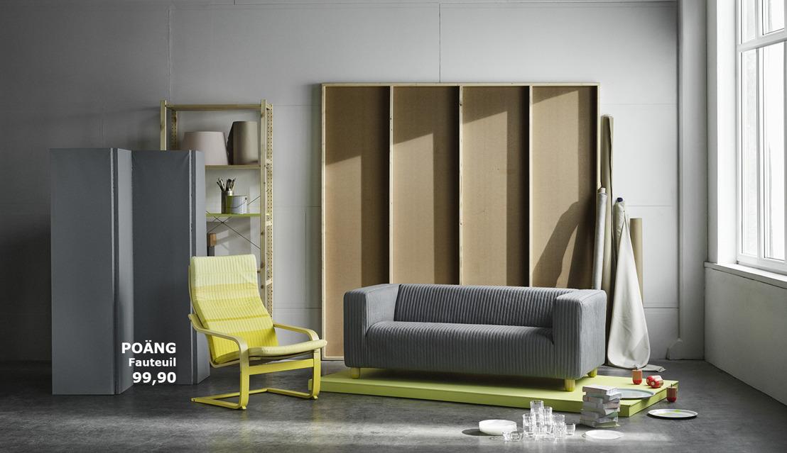 Nederlands designduo Scholten & Baijings blazen IKEA iconen nieuw leven in