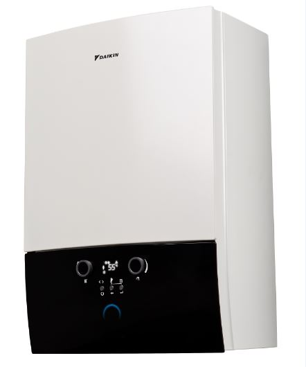 D2CND_Wall mounted gas condensing boiler