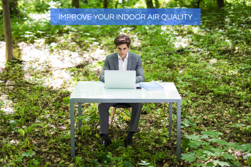 AIRSCAN helps you improve your Indoor Air Quality (IAQ)