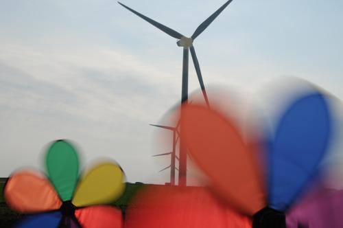 Deux journées portes ouvertes au pied des éoliennes de Luminus à Fernelmont