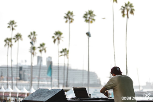 CRSSD Festival Launches WeTransfer Content Bundle Ahead of Sold Out Spring 2018 Event