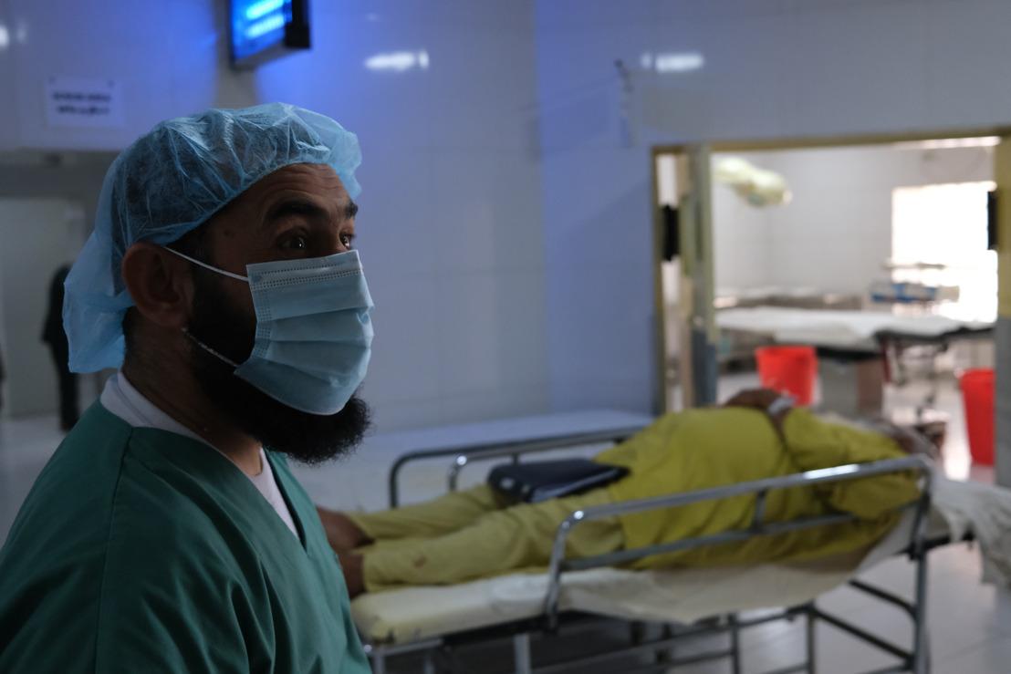Afganistán: El número de heridos y desplazados se dispara a medida que la violencia se extiende por todo el país