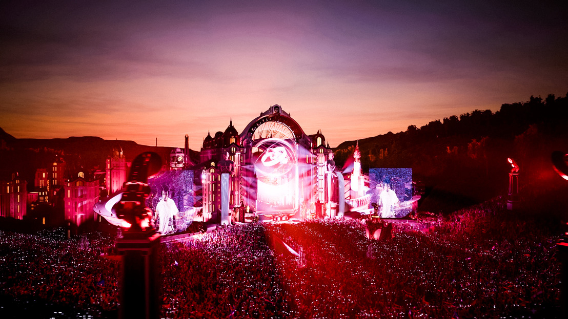 Tomorrowland digital event