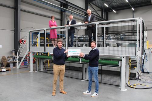 Matthys Group devient partenaire OEM de Siemens