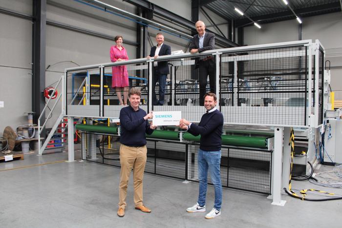 Matthys Group treedt toe tot OEM-partnership Siemens