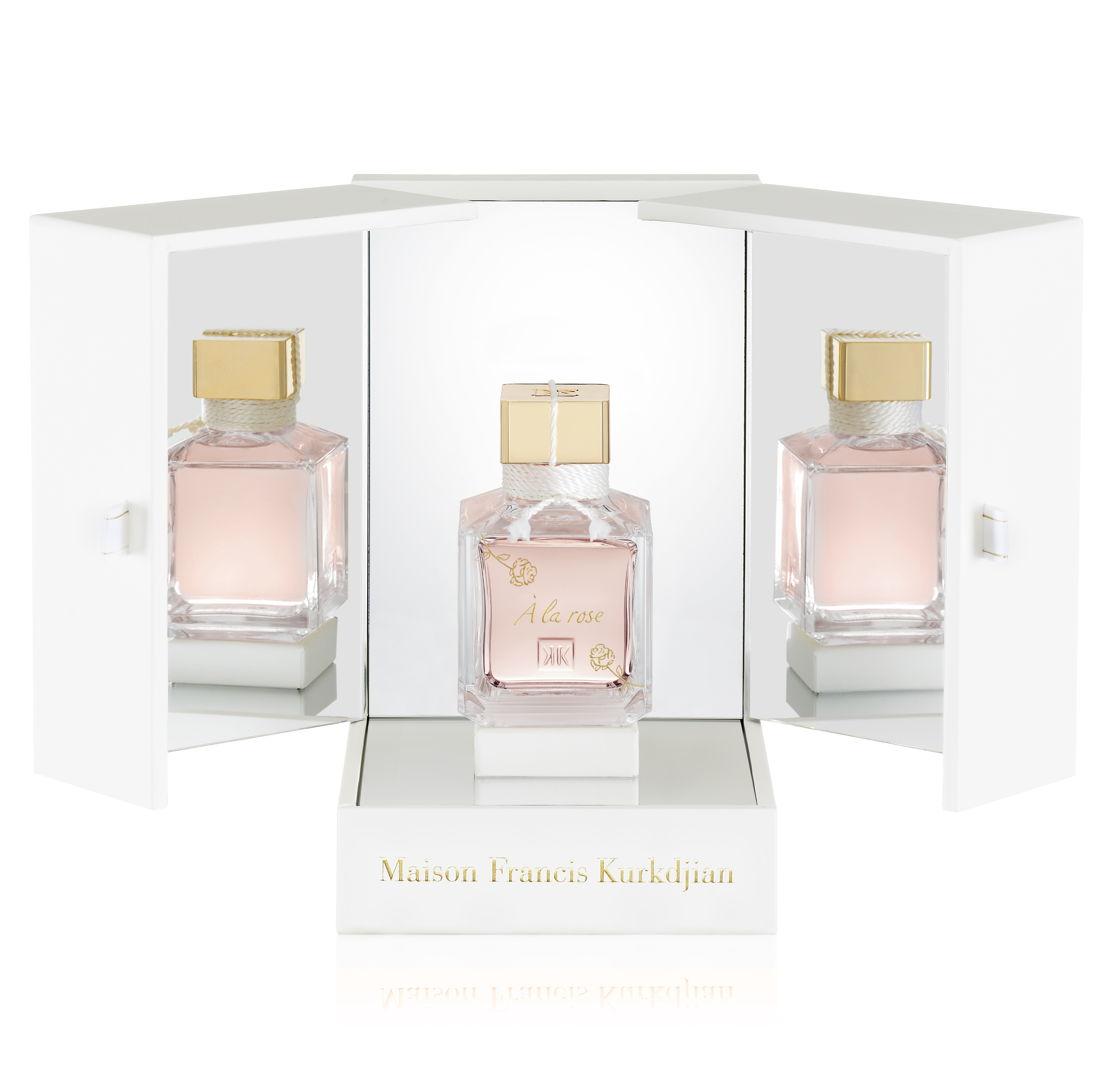 Maison Francis Kurdjian  A la Rose Extrait de parfum 1200 euro at Graanmarkt 13