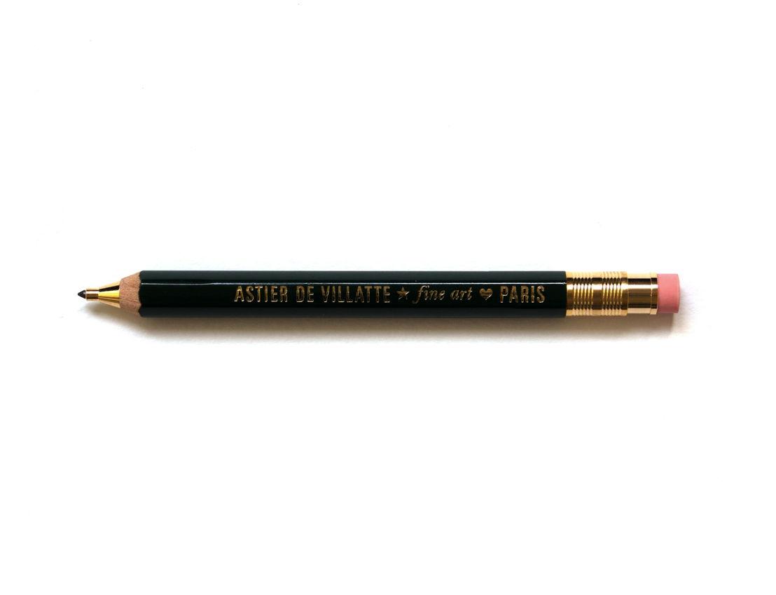 Astier de Villatte - Crayon Robusto vert 10 euro at Graanmarkt 13