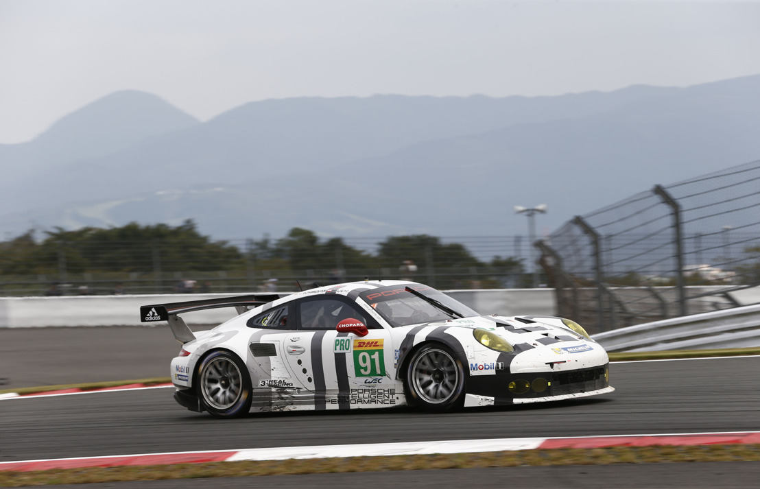 Sports Car World Endurance Championship WEC - GT