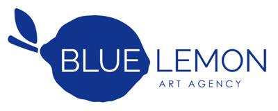 Blue Lemon Art Agency