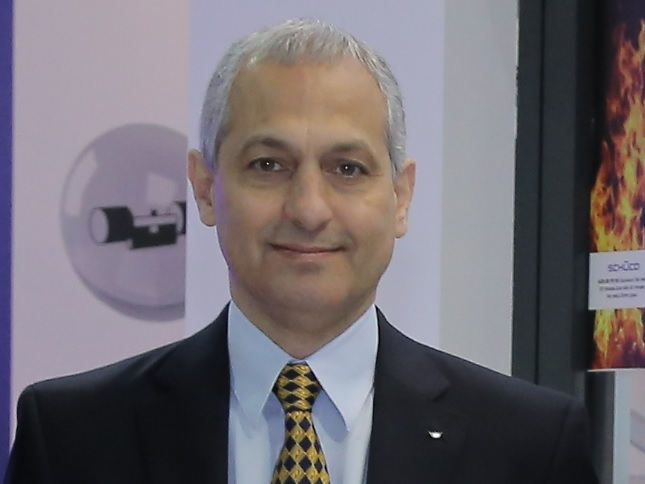 Ammar H. Alul, general manager for Schüco in the Middle East
