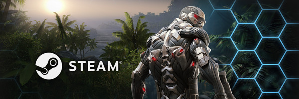 Preview: Steam Players- Suit Up! Crysis Remastered is now available on Steam
