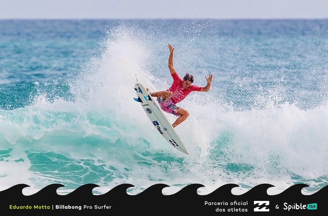 Spiible Teen e Billabong se juntam para oferecer cursos de capacitação para atletas brasileiros de surfe