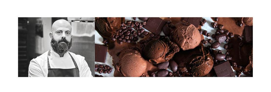 Il cioccolato Domori diventa gelato d'autore