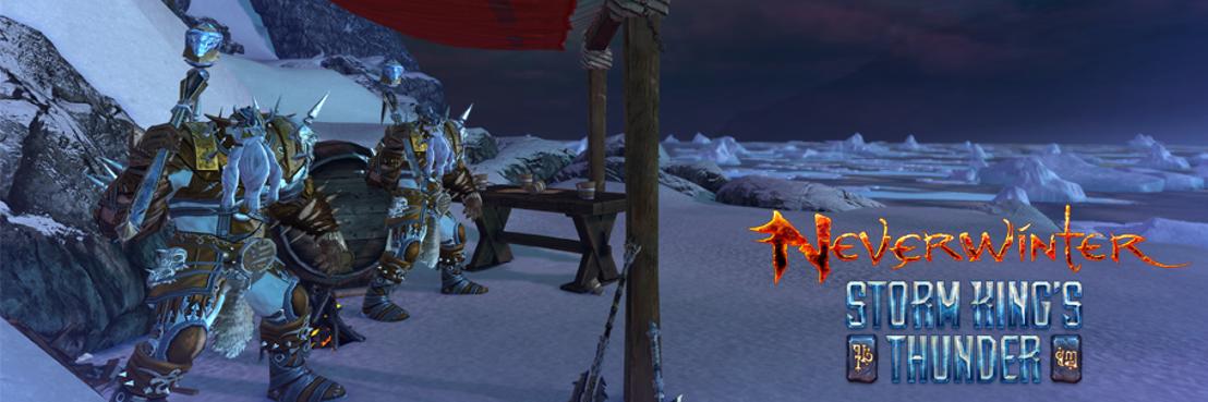 Гром Короля Бурь: Море Движущегося Льда теперь доступно на PC