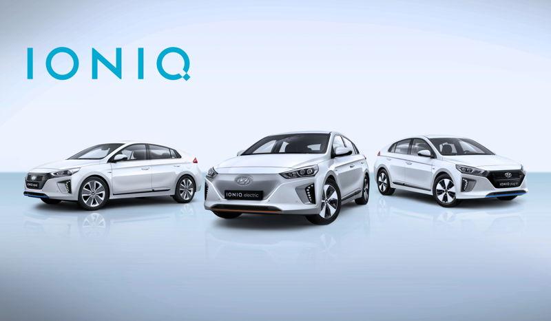 IONIQ Line-up
