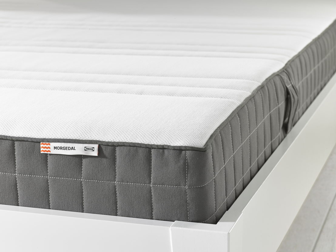 IKEA MORGEDAL foammatras, vanaf €139