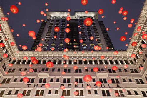 CELEBRACIONES DEL AÑO DEL JABALÍ EN THE PENINSULA HONG KONG