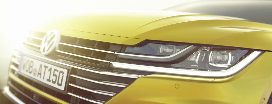 Volkswagen Arteon De nieuwe 'Premium' coupé van Volkswagen