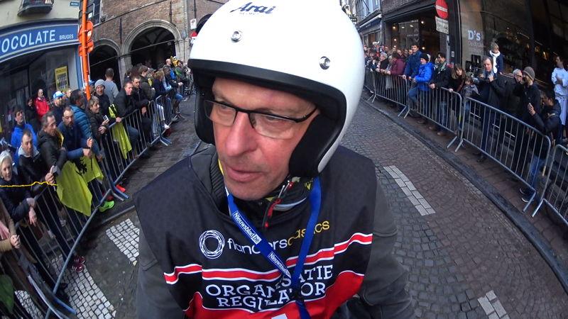 Frank Hoste<br/>De ronde 100 (c) VRT