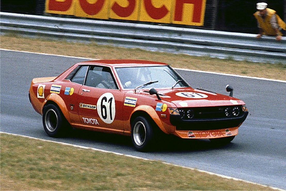 Toyota Celica GT Francorchamps 1973