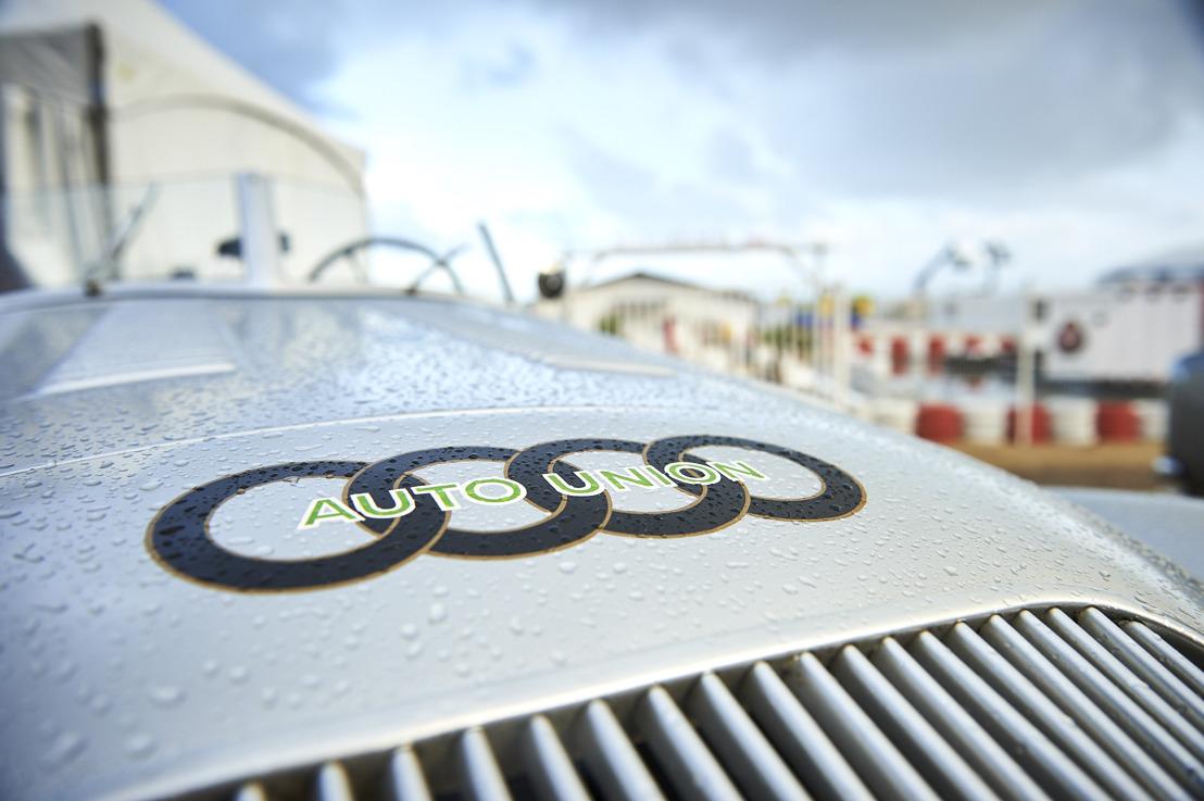 Audi op de Zoute Grand Prix 2018