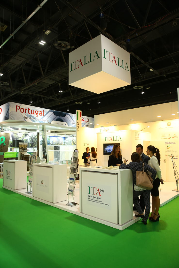Italian Pavilion at The Big 5 2017