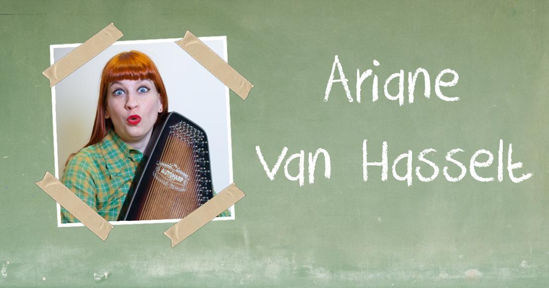 Ariane Van Hasselt © Radio 2
