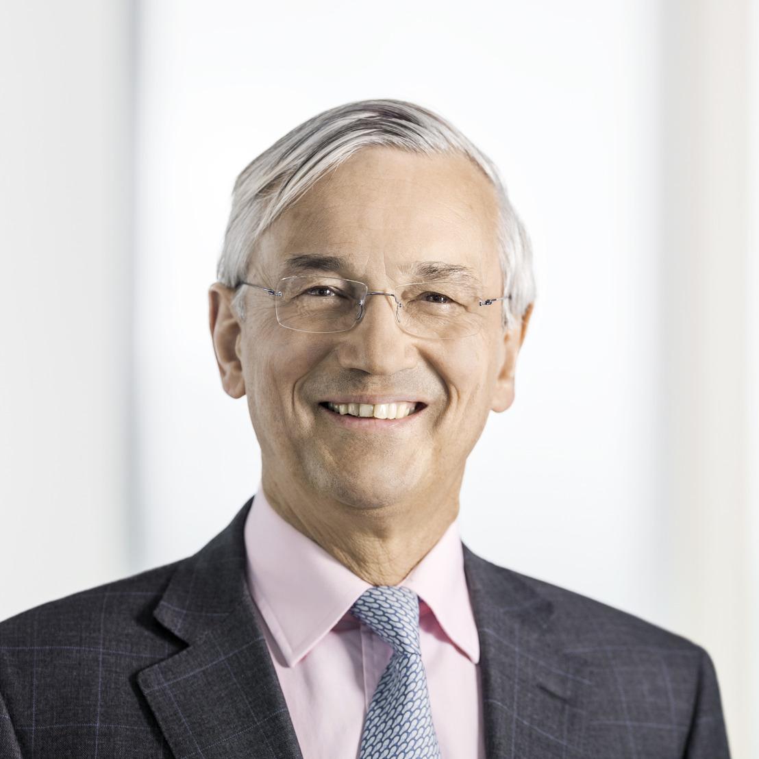 Diego du Monceau de Bergendal volgt Eric Boyer de la Giroday op als voorzitter van de Raad van Bestuur van ING België
