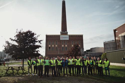 Vlaamse Ondernemers op duurzaamheidstour door Vlaanderen