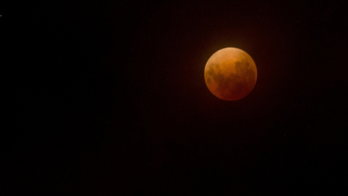 Look up at a Blood Moon this weekend