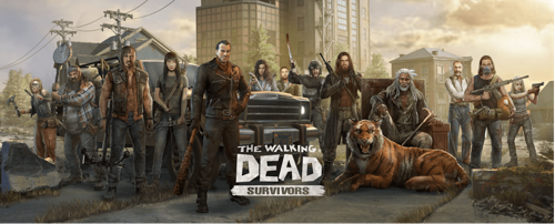 Preview: The Walking Dead: Survivors release date announced, set to have 80+ original and new storyline Survivors available at launch