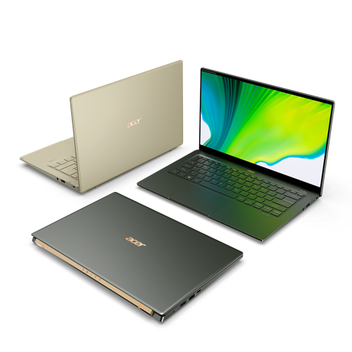 Acer's New Swift 5 Fuses Style, Portability and Performance