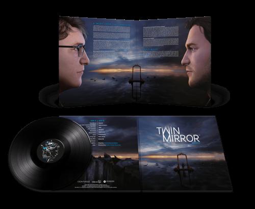 Preview: Le vinyle de la bande-son originale de Twin Mirror est désormais disponible en précommande