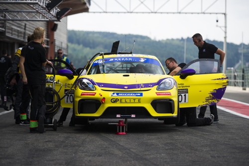 Eerste seizoenszege voor Thems Racing in Spa