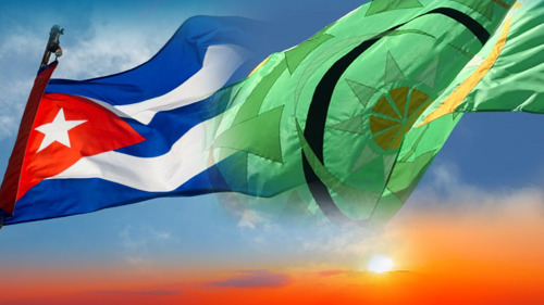 OECS Bids Farewell to Cuban Ambassador