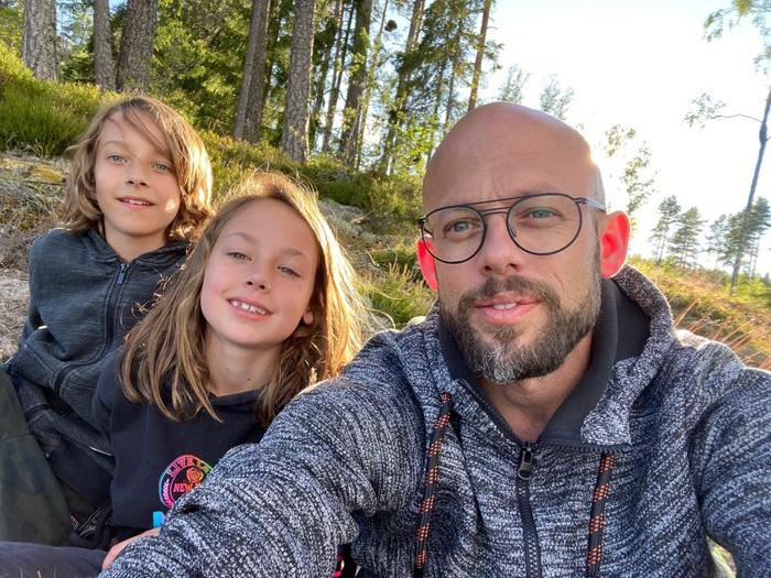 Staf Coppens en gezin jagen droom na en openen camping in Zweden