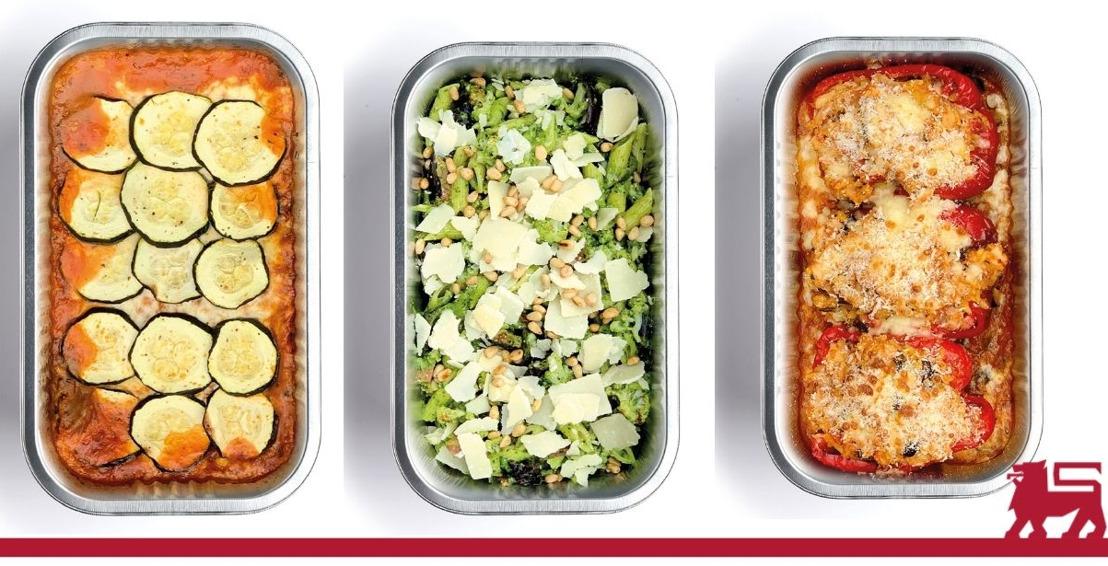 De Foodmaker-maaltijden van Dagelijkse Kost vanaf 28 april exclusief beschikbaar bij Delhaize