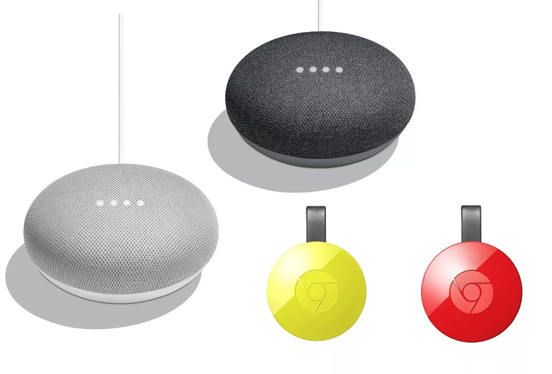 Bundle 2 mini 2 Chromecast