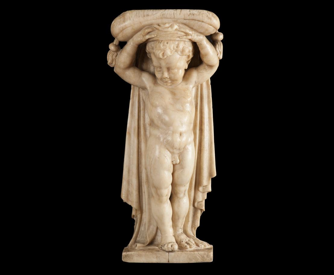 Verloren puttobeeldje na ruim twee eeuwen weer thuis