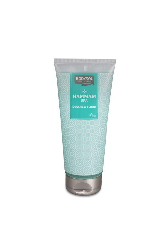 Hammam Spa Douche & Scrub van Bodysol - € 6,99 (200 ml)