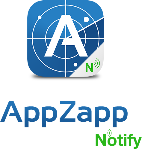 AppZapp Notify Icon & Logo