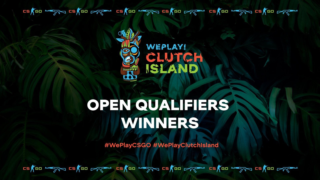 WePlay! Clutch Island Open Qualifiers results