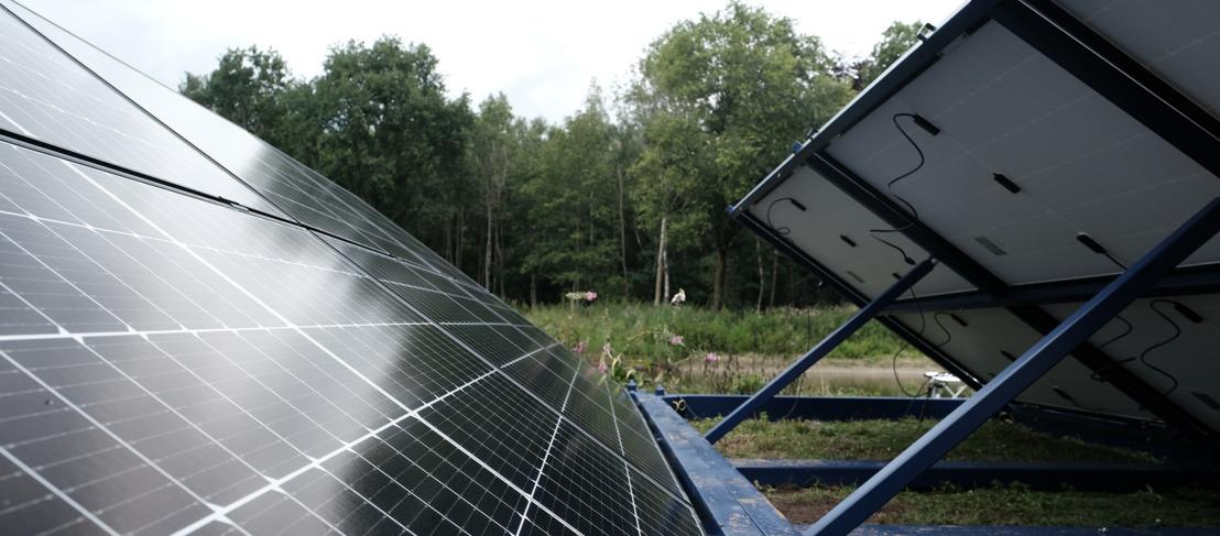 Une première dans le secteur festivalier : Werchter Parklife sera alimenté en intégralité par de l'électricité verte